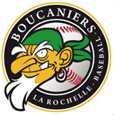 logo boucaniers baseball la rochelle
