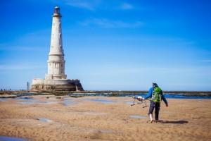 phare de cordouan, tournage drone